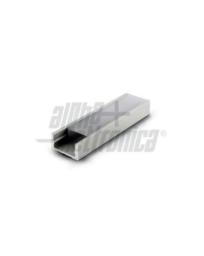 Profilo Alluminio Piano 2mt...