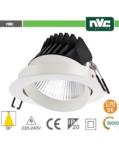 Faro direzionabile LED IP20...