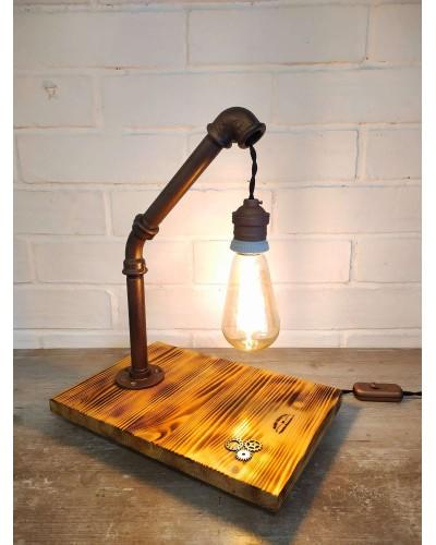 Lampada artigianale Rust...