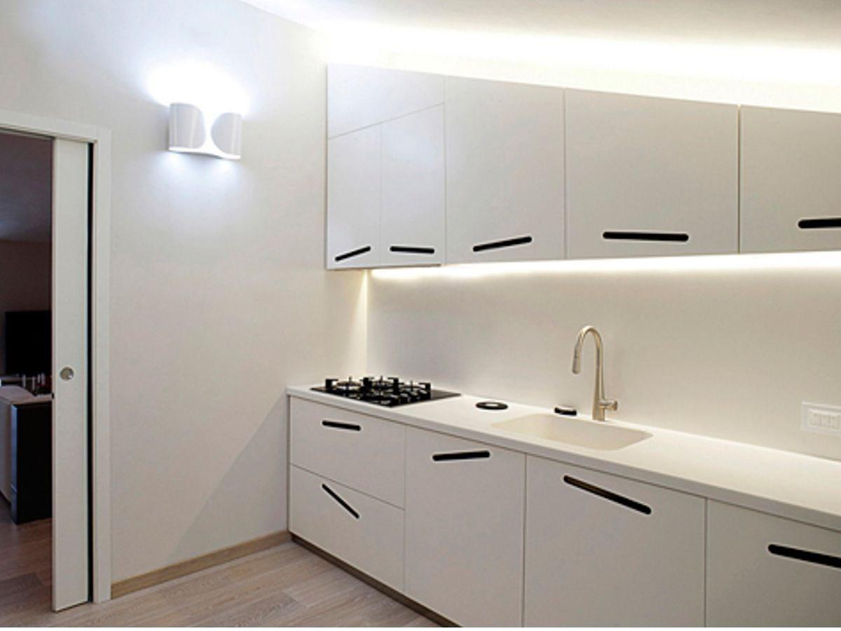 Illuminazione Piano Lavoro Cucina barre a led per i sottopensili della cucina | prometeo