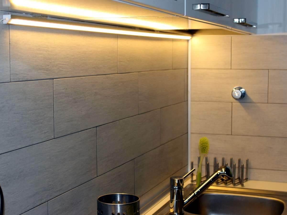 Barre a LED per i sottopensili della cucina | Prometeo ...