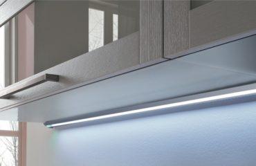 Barre a LED per i sottopensili della cucina