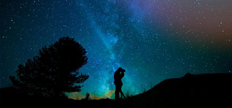 Effetto Cielo stellato Led