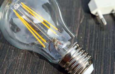 Lampada Filamento Wire Led