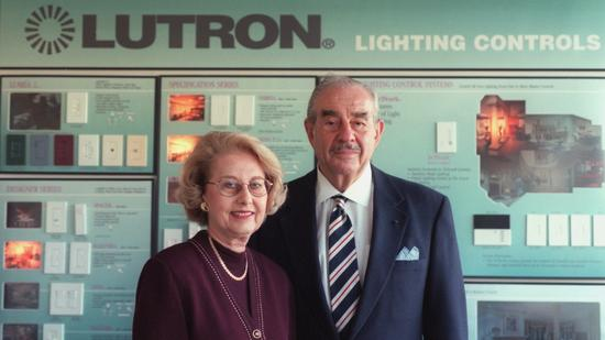 2. Picture Lutron Founder Joel Pira