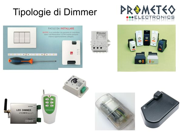 Tipologia Dimmer