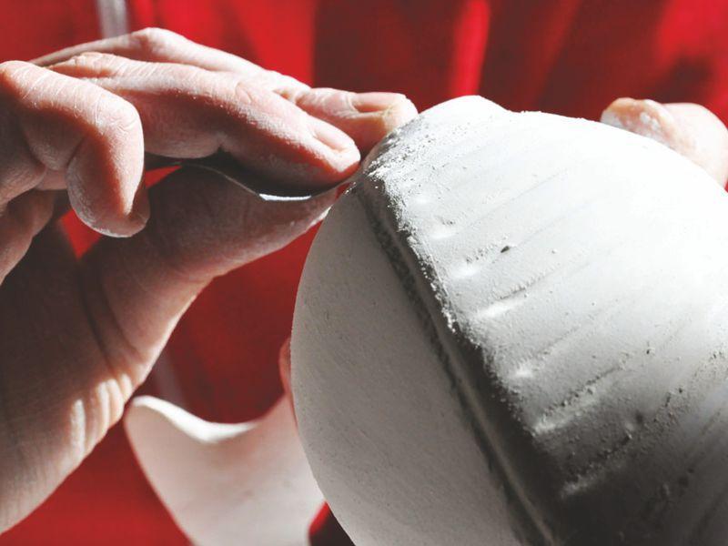 02 Daimon Rifinitura Porcellana