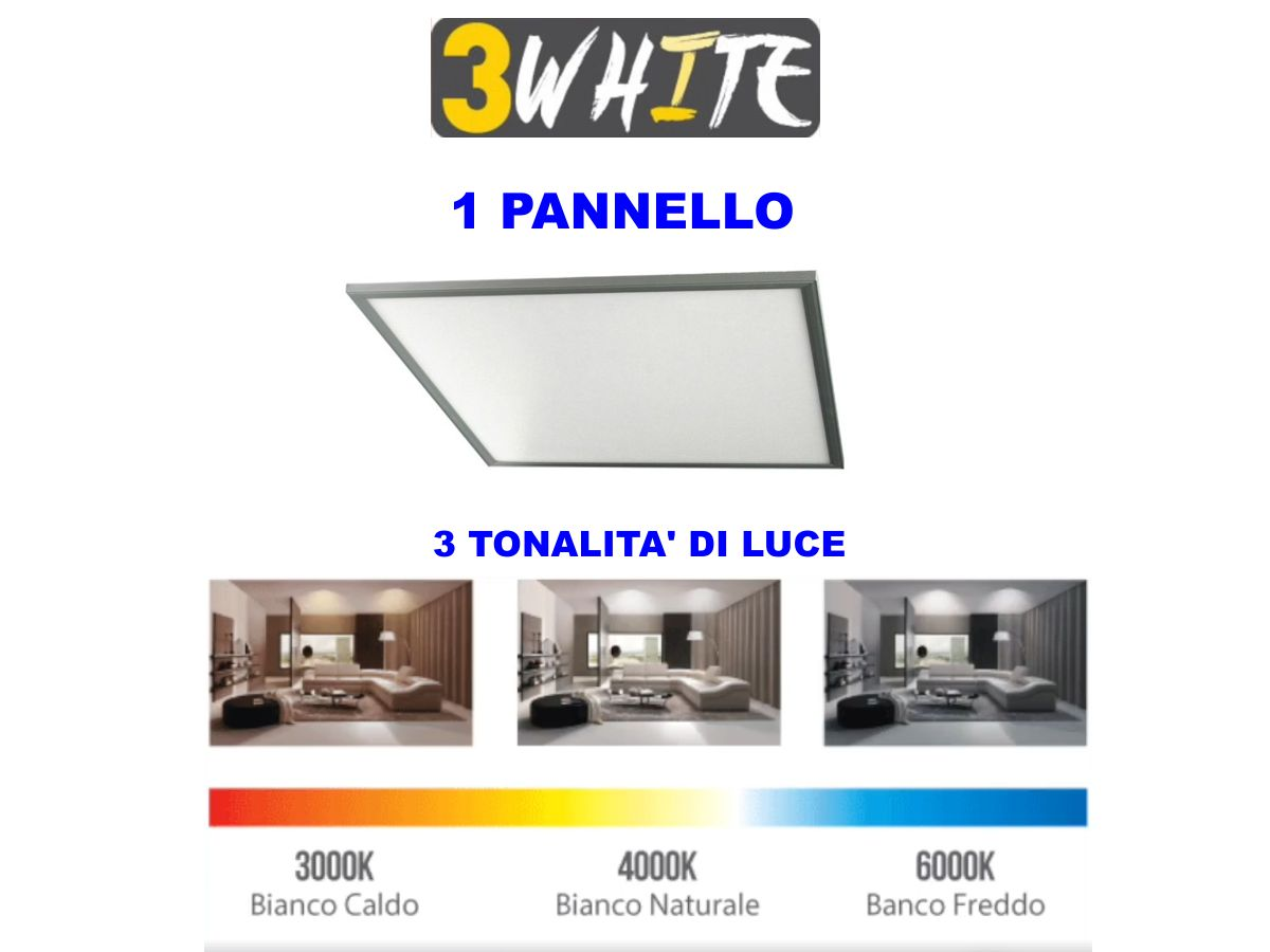 Pannelli Led Triwhite Jolight 01